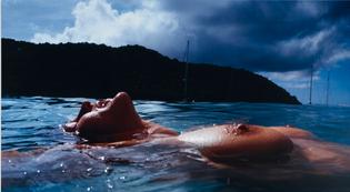 valerie-floating-in-sea-mayreux-island-caribbean-2001.jpg