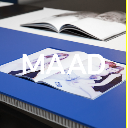 MAAD | Self-publishing: Graphic Designers as Editors