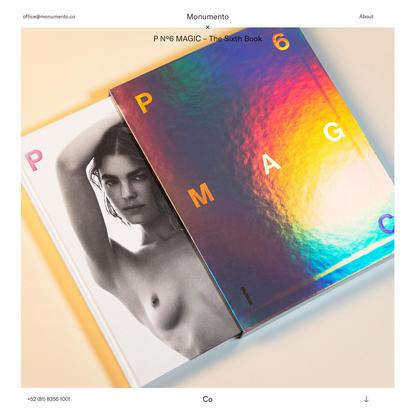 P Nº6 MAGIC - The Sixth Book