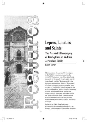 lepers-lunatics-and-saints:-the-nativist-ethnography-of-tawfiq-canaan-and-his-jerusalem-circle-th.pdf