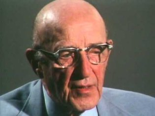 Carl Rogers on Person-Centered Therapy Video
