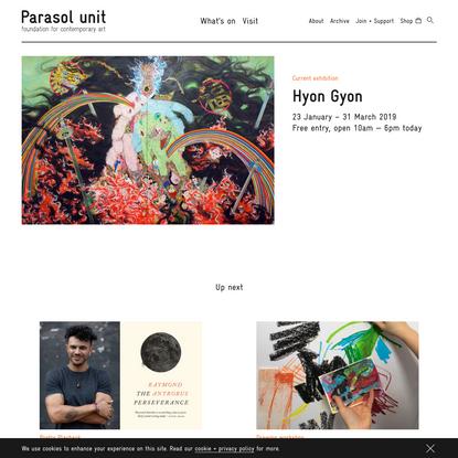 Home - Parasol unit