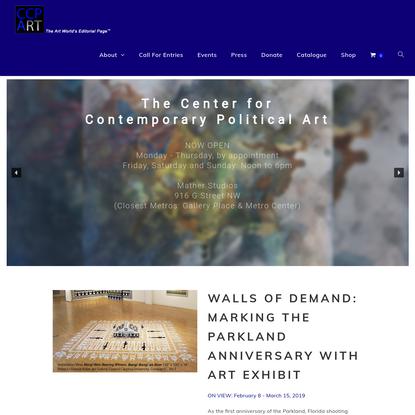 The Center for Contemporary Political Art