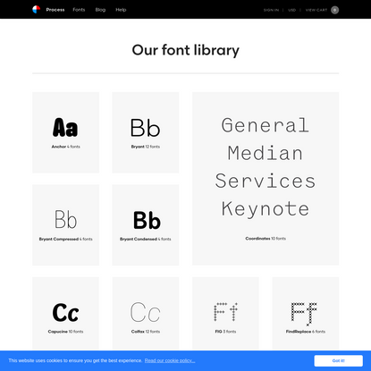 Process Type Foundry