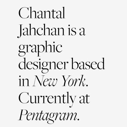 Chantal Jahchan