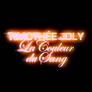 (titles&artdirection:) TIMOTHÉE JOLY - La Couleur du Sang, directed by @hugojean222, hosted by @backyardcorp93 and @saharaha...