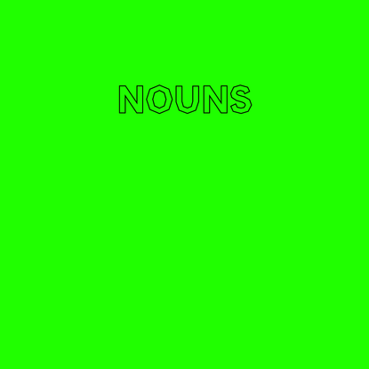 Nouns of Assembly