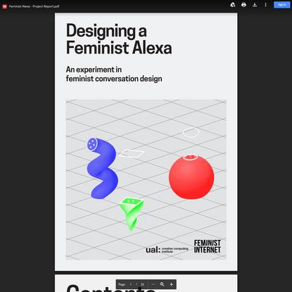 Feminist Alexa - Project Report.pdf