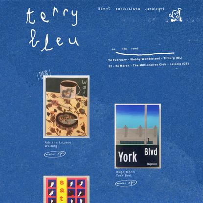 Terry Bleu