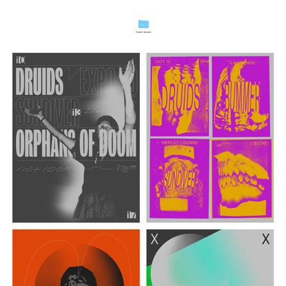Ryan J. Hubbard › 100 Posters