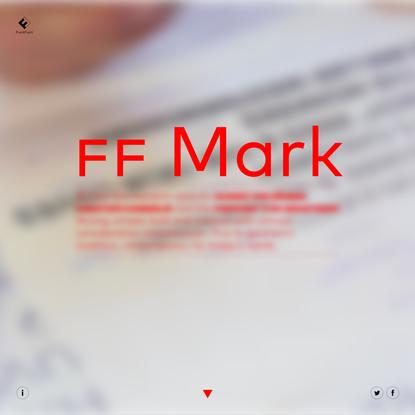 FF Mark
