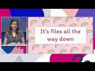 Imagine This: A Web Without Servers - Tara Vancil - JSConf EU 2018