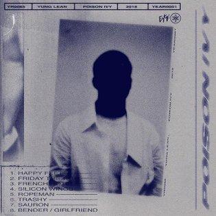 Yung Lean - poison ivy Alternative cover artwork/ playlist concept 🌋 With @japparii . . . . . . . Yunglean# obby1000 #sadboy...