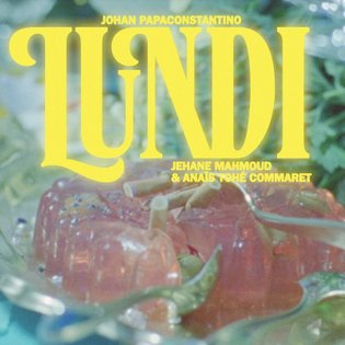 """Made with Regis aka @quent_coul Lettering and titles for music clip """"LUNDI"""" @johanpapaconstantino #lundi #mardi #regis #type..."""