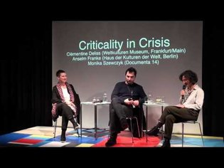 Curatorial Ethics Conference: Criticality in Crisis