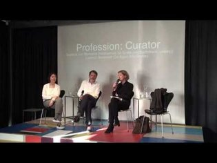 Curatorial Ethics Conference: Profession: Curator