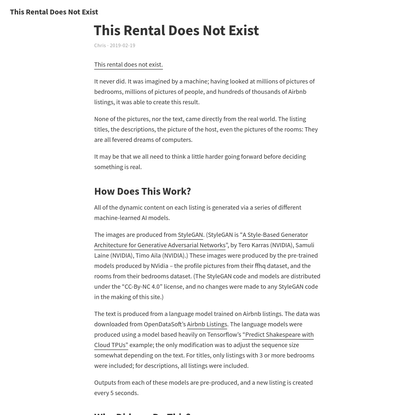 This Rental Does Not Exist