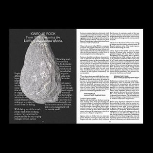 2/3 - igneus rock. . . #sketch #editorial #magazine #editorialdesign #itsnicethat #layout #type #libro #plakat #collectgraph...