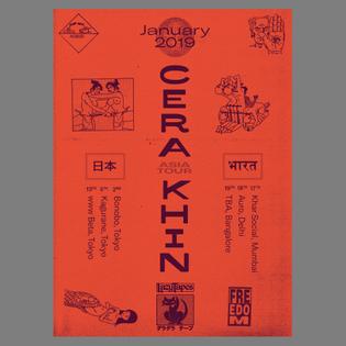 Cera Khin Japan & India (orange)
