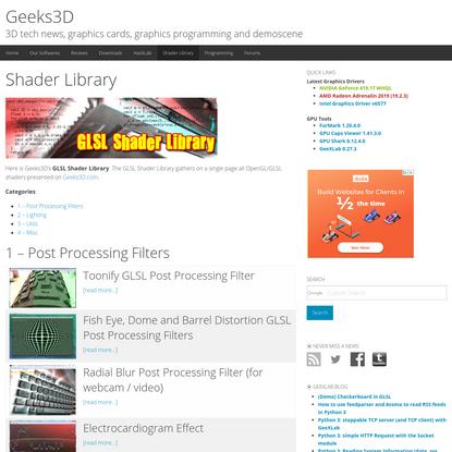 Shader Library