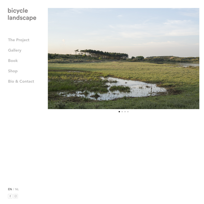 Bicycle Landscape