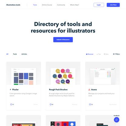 Directory   Illustration Tools