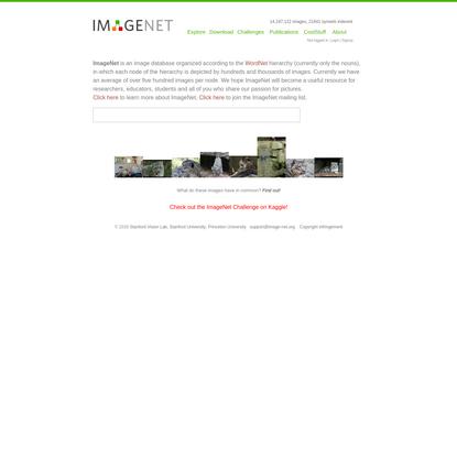 ImageNet