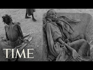 The Somalia Famine: Behind James Nachtwey's Photograph | 100 Photos | TIME