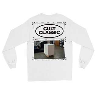 """Shirt for Cult Classic Issue 02 """"Press Check"""" launch. Each shirt featured a unique film photograph from the printing process..."""
