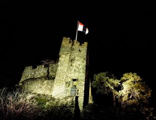 Baden, castle