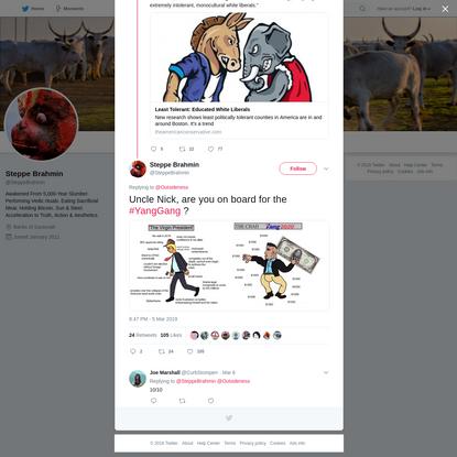 Steppe Brahmin on Twitter
