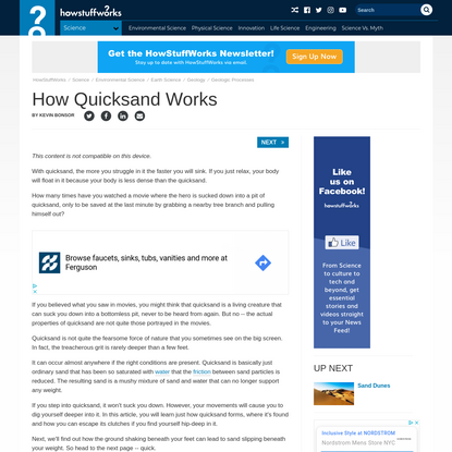 How Quicksand Works