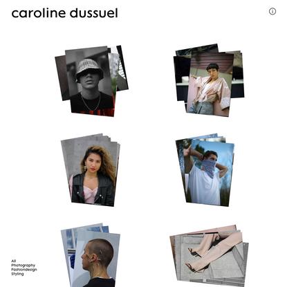 Caroline Dussuel