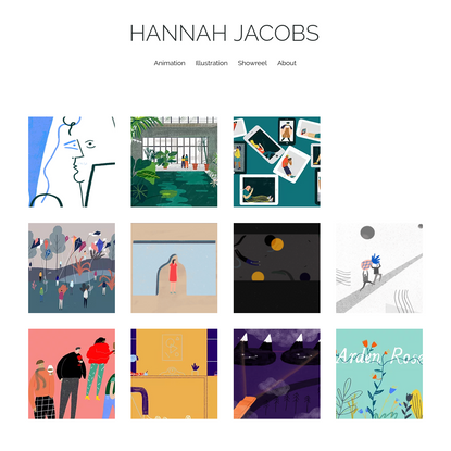 Freelance Animator | United Kingdom | Hellohannahjacobs
