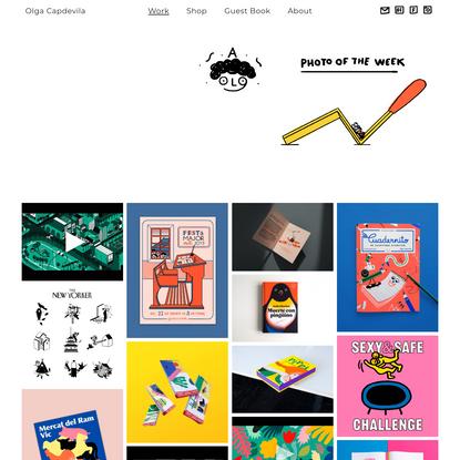 Olga Capdevila / Illustration & Things