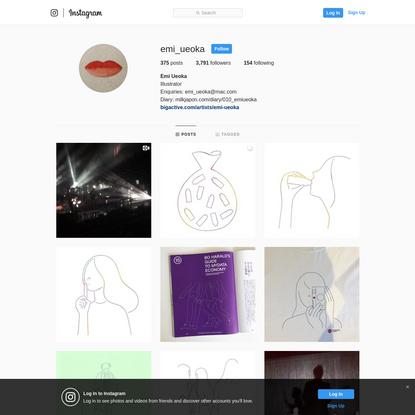 Emi Ueoka (@emi_ueoka) * Instagram photos and videos