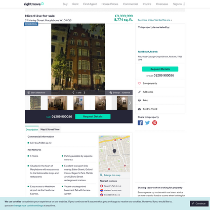 Check out this commercial property on Rightmove!