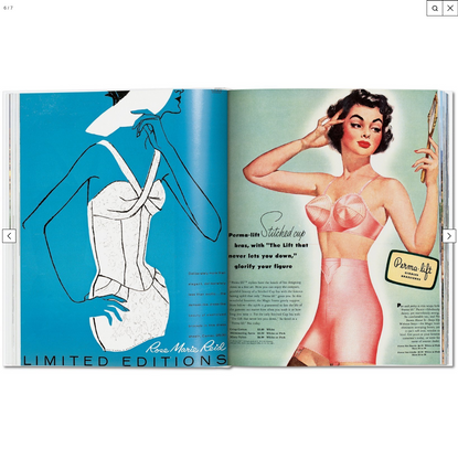 All-American Ads of the 50s (Midi-Format) - TASCHEN Books