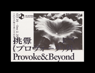 Provoke & Beyond, HK Int Photo Festival