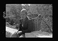 American University, Cairo, Tuesday April 18, 1939. Various studies of basket boy LOC matpc.18434.jpg