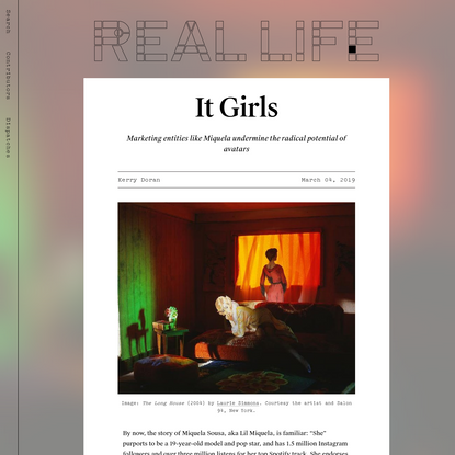 It Girls - Real Life