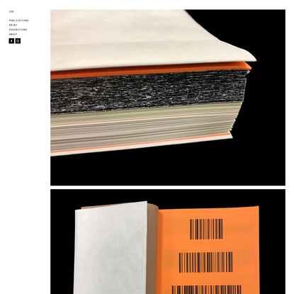 IDK - The Barcode Sourcebook