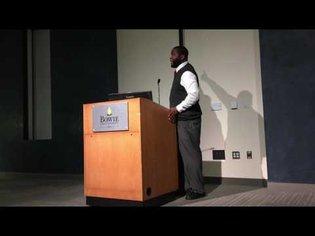 Dr UMAR JOHNSON 2017 Feb 1st BLACK REVOLUTIONARY Pt. 2 (Final) @ Bowie State University - Maryland