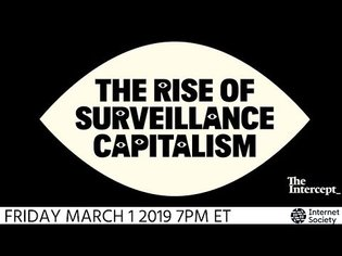 The Rise of Surveillance Capitalism