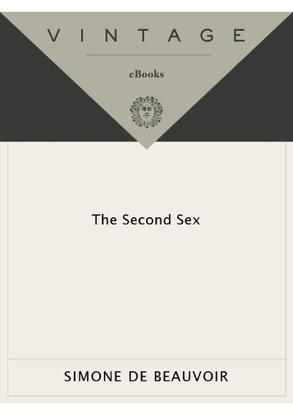 Second Sex – Simone de Beauvoir