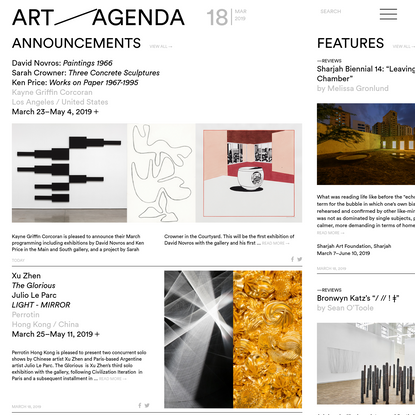 art-agenda