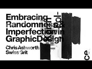 🔴 Embracing Randomness & Imperfection in Graphic Design & Typography w/ Chris Ashworth