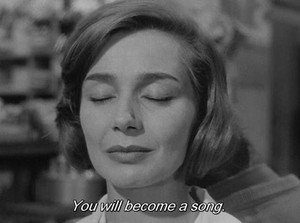 you will become a song