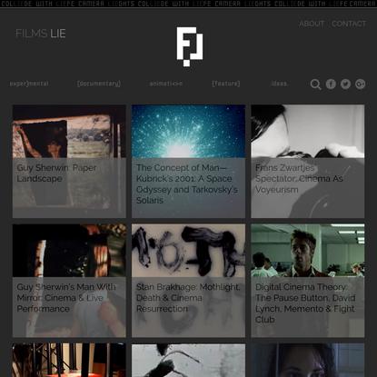 Films Lie -