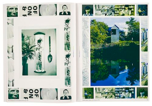 Catalogue for the Exhibition The Most Beautiful Swiss Books designed by Julien Tavelli and David Keshavjee of Maximage